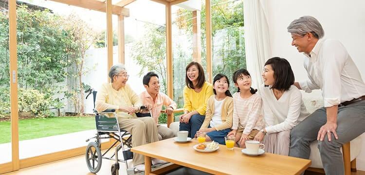 奈良で二世帯住宅をお考えの方