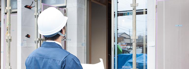 奈良で新築一戸建ての構造検査