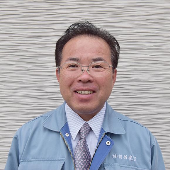 奈良の工務店の代表取締役 前頭正三