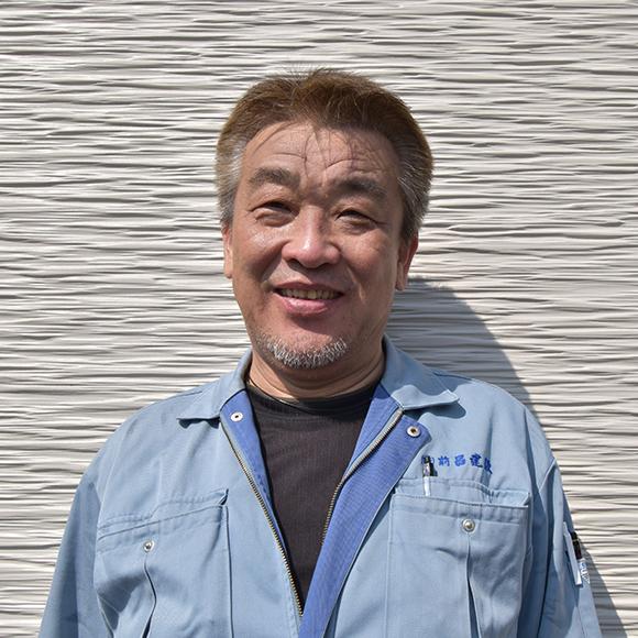 奈良の工務店の工事部長 辻好幸