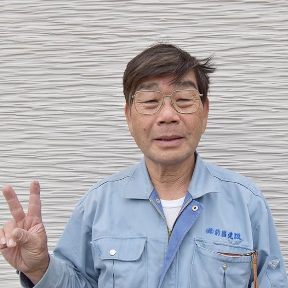 奈良の工務店の工事部 渡部謙一