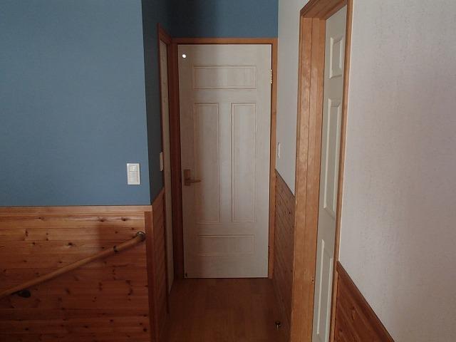 室内ドア取替え