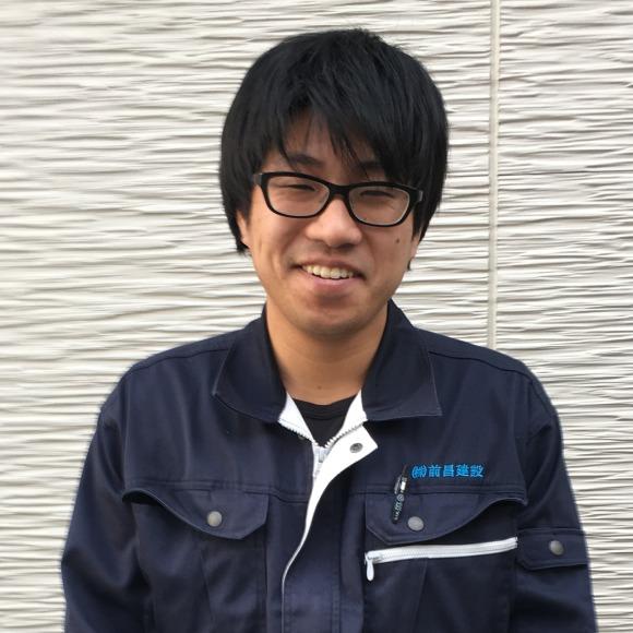 奈良の工務店のスタッフ 中谷勝也