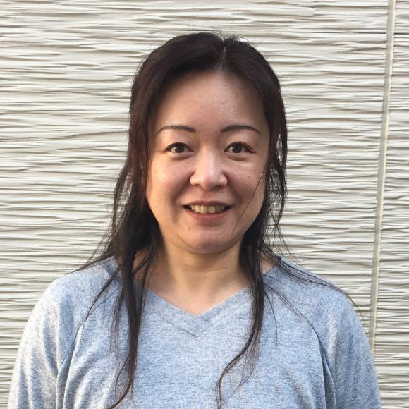 奈良の工務店のスタッフ 上野千絵